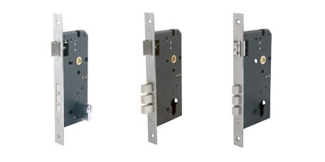 Platinum Mortise Locks